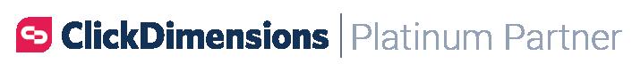 ClickDimensions Platinum Partner Logo
