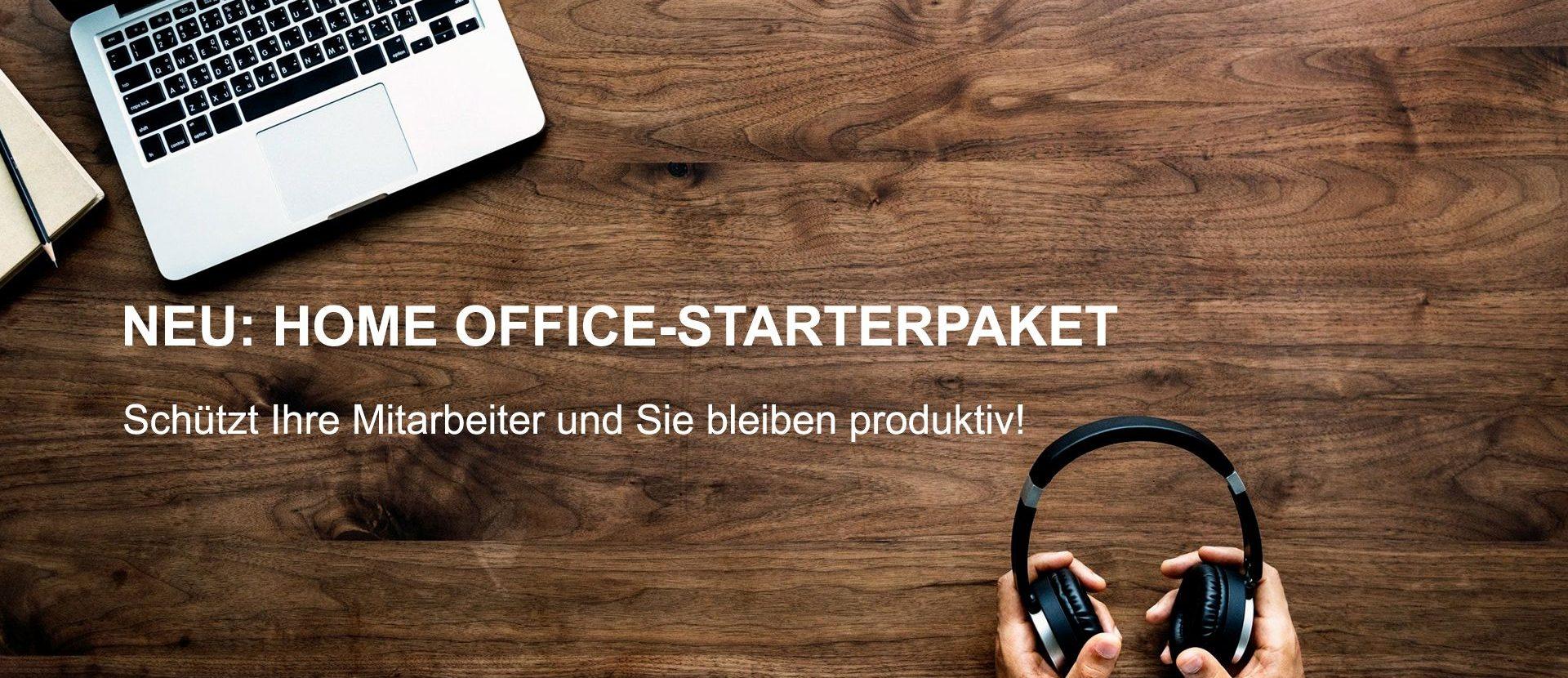 Home Office Starterpaket